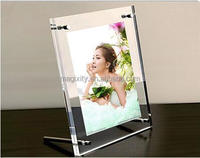 Wholesale 8x10 bulk acrylic photo frame picture frame
