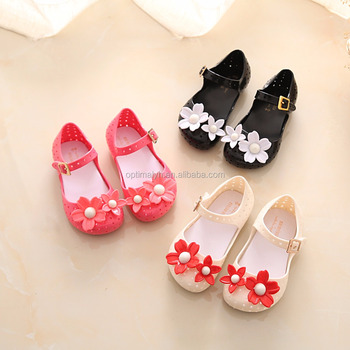 6240ac59c9e2 Mini melissa daisy flowers children shoes jelly shoes soft girls sandals  baby casual shoes