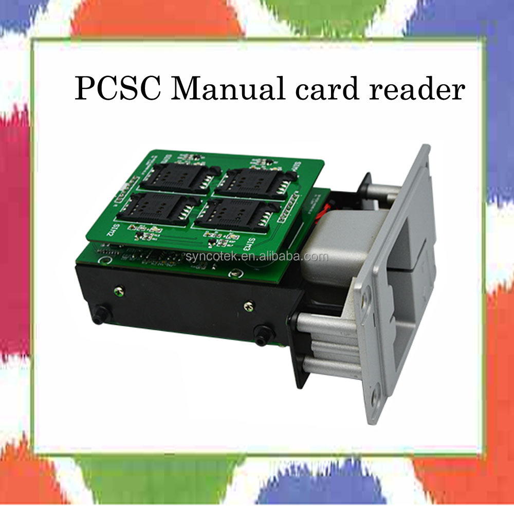 Hot Sale Contact Ic Smart Card Reader Writer Chip R4 Pc/sc Support Sim Mini Card For Mobile Application Memory Cards & Ssd Computer & Office