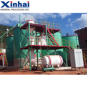 China Small Gold Mining Equipment , Gold Processing Machine plant