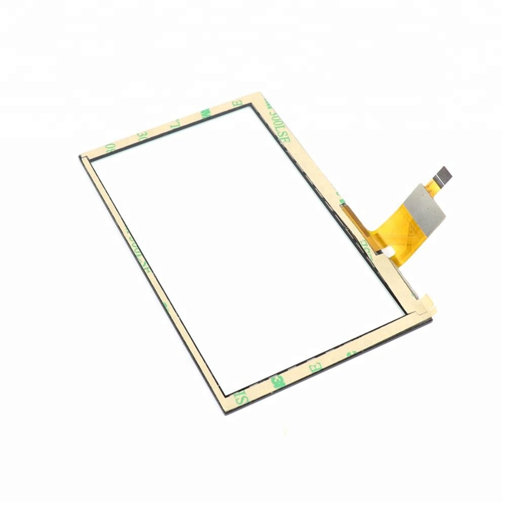 Hot sell 8 inch lcd capacitive touch panel transparent display screen