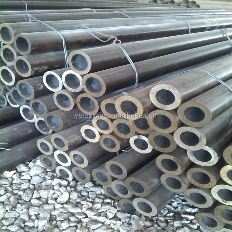 precision seamless steel tube en10305 5- alloy and carbon steel pipe