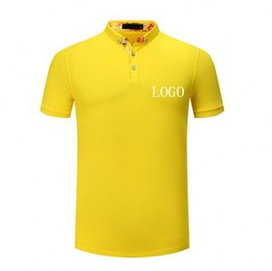 High Quality England Casual 140Gsm Collar T Shirt