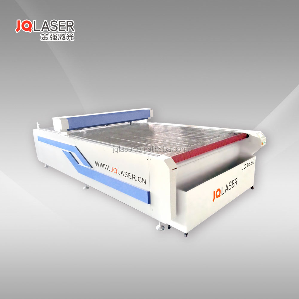 Fabric,textile,cloth,garment Laser Cutting machine with automatic feed and scanner <strong>systems</strong>