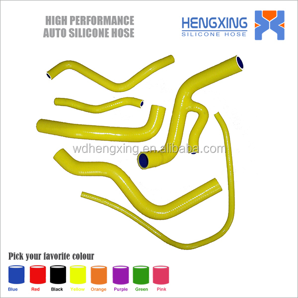 Silicone Radiator rubber Hose Kit For Yamaha FZ6 FZ 6 Y36 2005 Engine Radiator Coolant Hoses