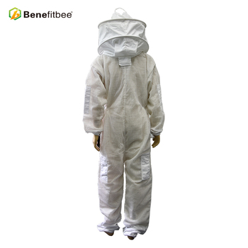 Bee Suit Safety Factory Supplies Bee Breathable Suit For Beekeeper