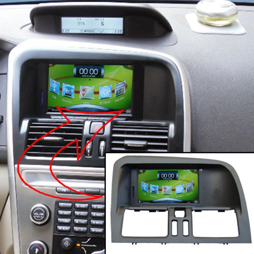 Car DVD GPS for Volvo Xc60 Car GPS for Volvo Xc60 with Car DVR,A2DP,USB player(No Disk),Free Rearview camera,DVR Camera