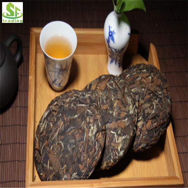 Fuding Premium Grade White Tea Shoumei White Tea cake - 4uTea | 4uTea.com