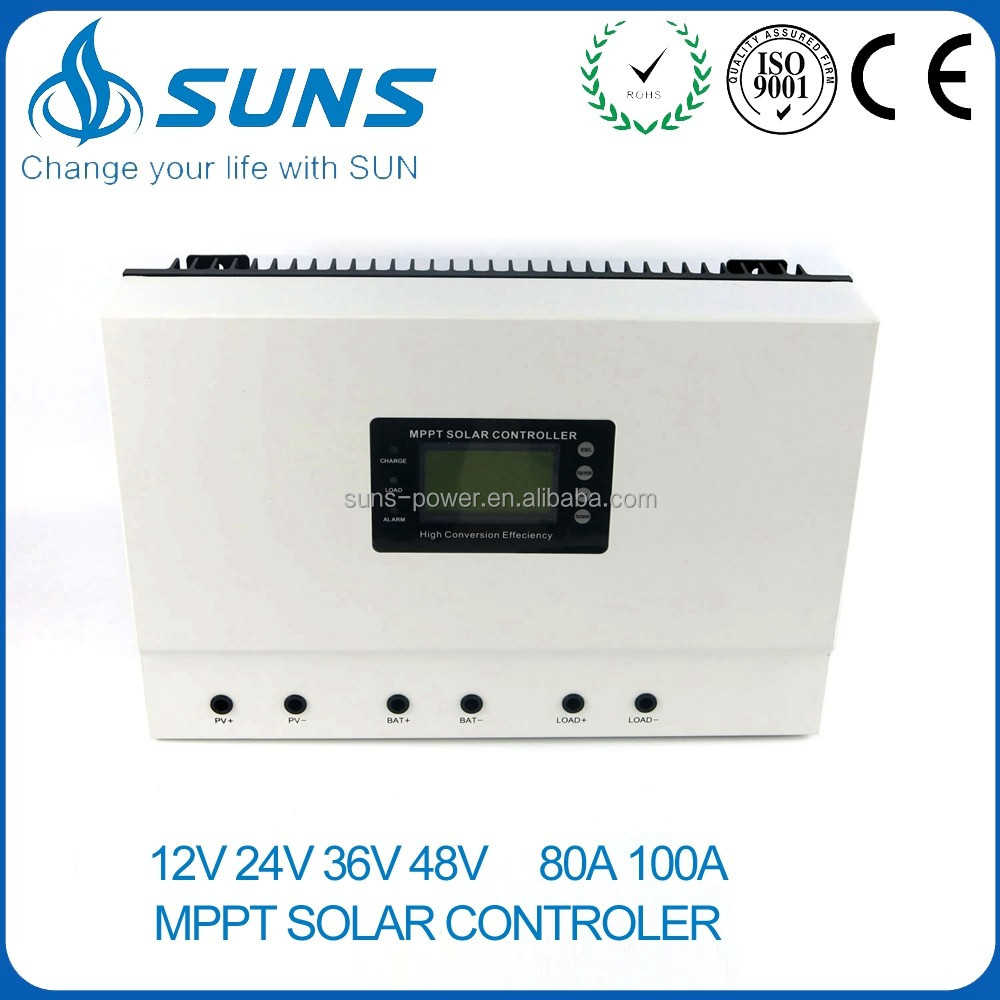 48v Solar Charge Controller Mppt 100a, 48v Solar Charge Controller ...