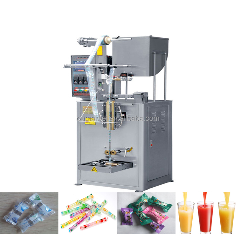 vertical type liquid stick jelly packing machine
