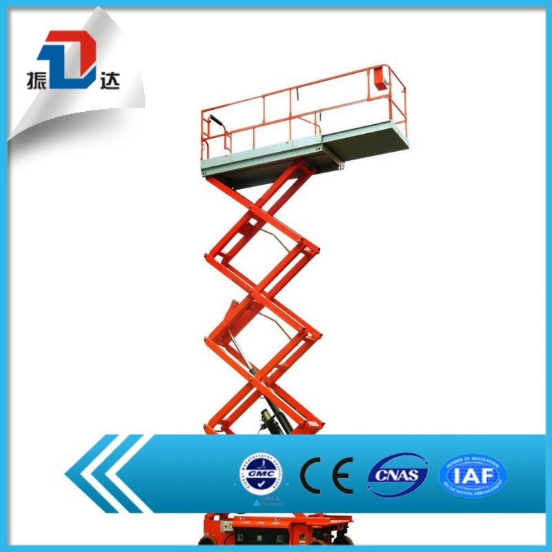 HOT Build Curtain Air Conditioning Lifting Equipment Suspended Scaffolding with