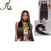 2016 Hot Sale 100% Unprecessing Virgin Brazilian Human Hair/ 8A Silky Straight Virgin Brazilian Hair