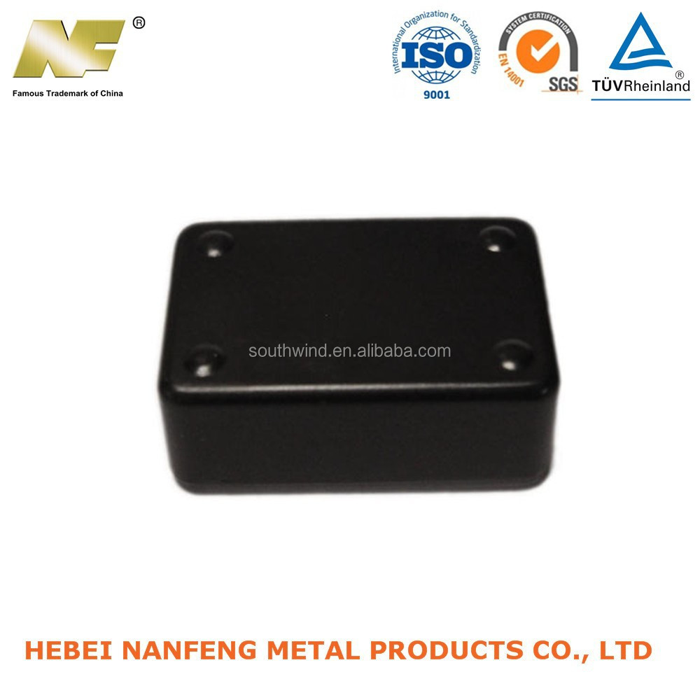 Manufacturing Steel Plates Cuboid Deep Drawing Cases