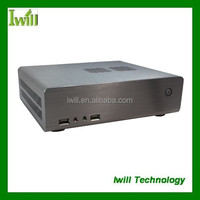Fanless mini pc itx HT70 mini itx htpc case