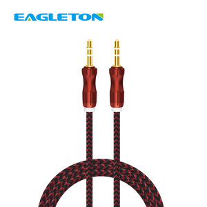 High Grade Audio Cable 3.5 MM Jack Cord Male To Male