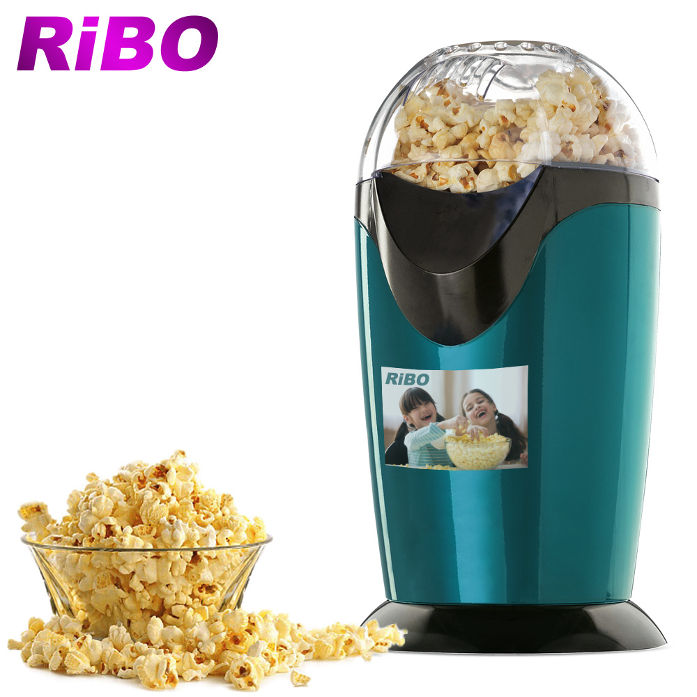 Auto Mini Cute Low price mini classical style small scale popcorn machine hot air
