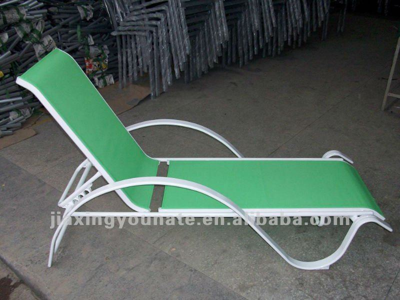 5-Position Reclining Folding Lounge UNT-TB-201