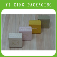 2015 YiXing newest-fashion design elegant-style creative paper packaging chocolates box 2 pieces boxes
