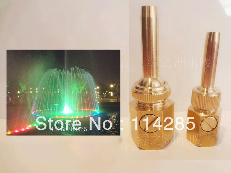"""Adjustable Nozzle Manufacturers Mail: Aliexpress.com : Buy 1"""" Inch DN25 Adjustable Water Flow"""