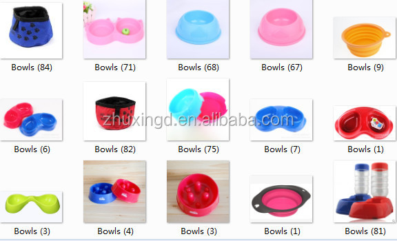 Wholesale folding dog bowl, foldable dog bowl, high quality pet feeders
