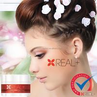 Face cream for glowing skin REAL PLUS skin tonic