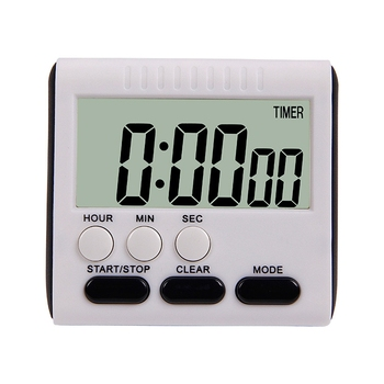 Hot Alibaba Online Shipping Novelty Mini Cute Magnetic Digital Countdown Kitchen Timer