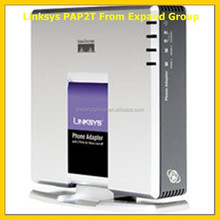 Linksys PAP2T-NA sip voip telepon <span class=keywords><strong>Gateway</strong></span> <span class=keywords><strong>2</strong></span> <span class=keywords><strong>port</strong></span>