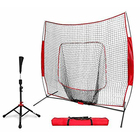 Wholesale cheap price high quality portable baseball batting net