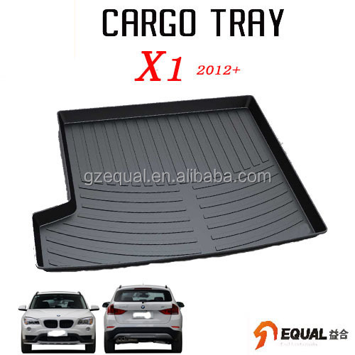 For BMW X1 2012+ trunk mat Environmental friendly trunk tray 3D bootliner
