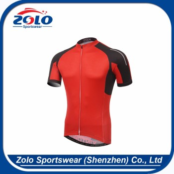 OEM orders acceptable fashion low price bike jersey men