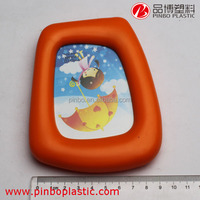 Photo frames designs for stand on the table,Fashion cheap waterproof picture frame,Durable plastic photo frame