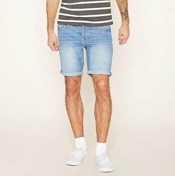 a7ef2f1212d62 Nueva llegada fresca del verano Denim short niños de mezclilla pantalones  cortos fábrica hombre corta de