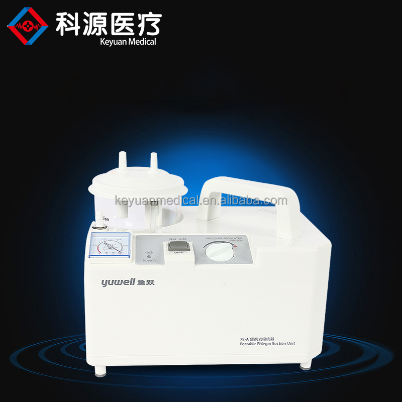 Respiratory obstruction suction machine phlegm suction machine for saliva