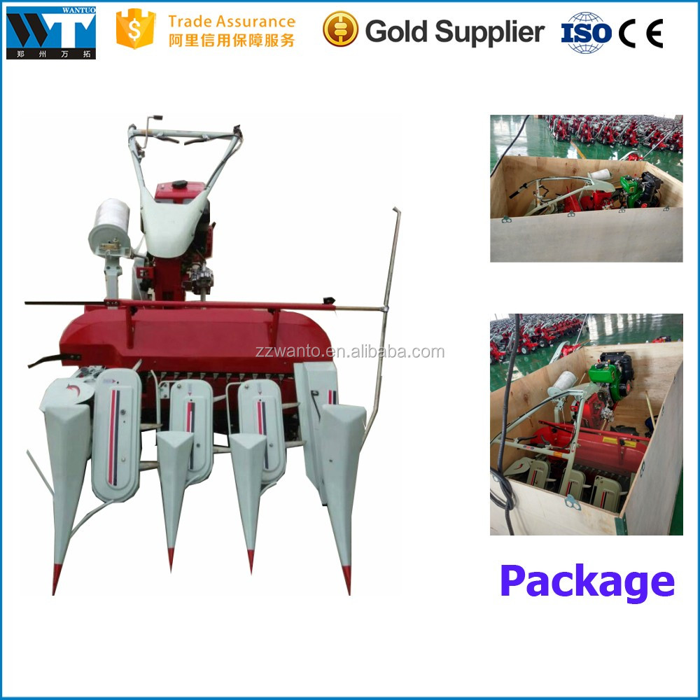Wt-90rice Crop Cutting Machine Rice Paddy Cutting Reaper