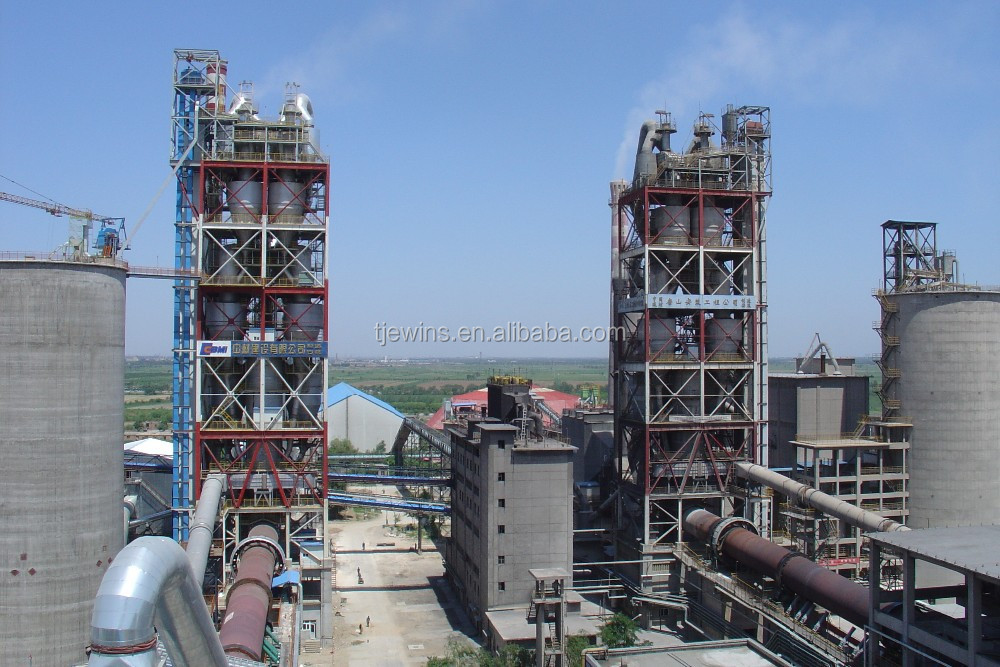 high quality class G and class H oil well cement