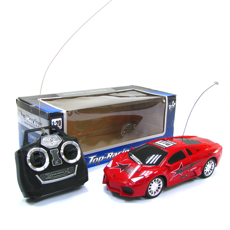 buy kids toy rc cars electric 1 20 4 channels remote control car new year. Black Bedroom Furniture Sets. Home Design Ideas