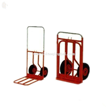 Two wheel good prices folding hand trolley for agriculture
