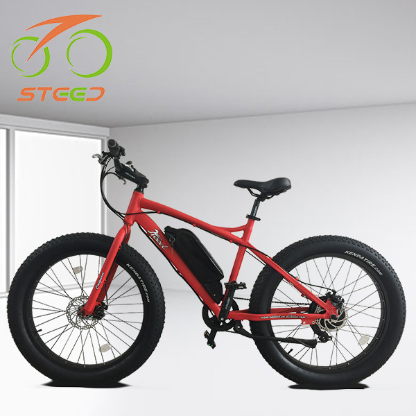 hot selling 48 volt pedal assist electric chopper fat tire mountain bike for man