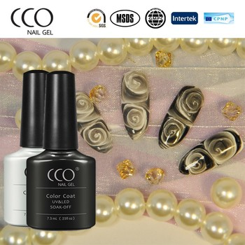 2016 CCO Impress Hot Selling High Quality Soak Off UV Gel Nail Polish