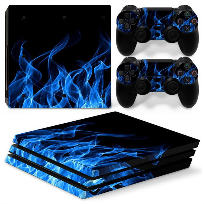 Sticker For Ps4 Controller Vinyl Decal Console Original