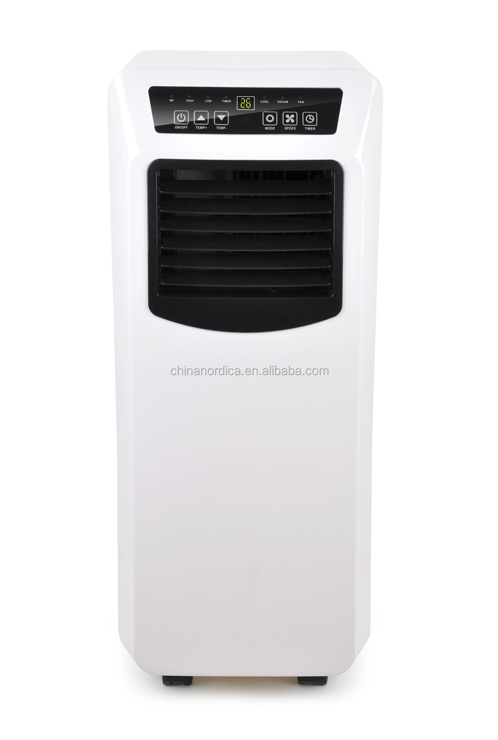 4 in 1 residential portable air conditioner 7000 14000 btu buy portable air conditioner air. Black Bedroom Furniture Sets. Home Design Ideas