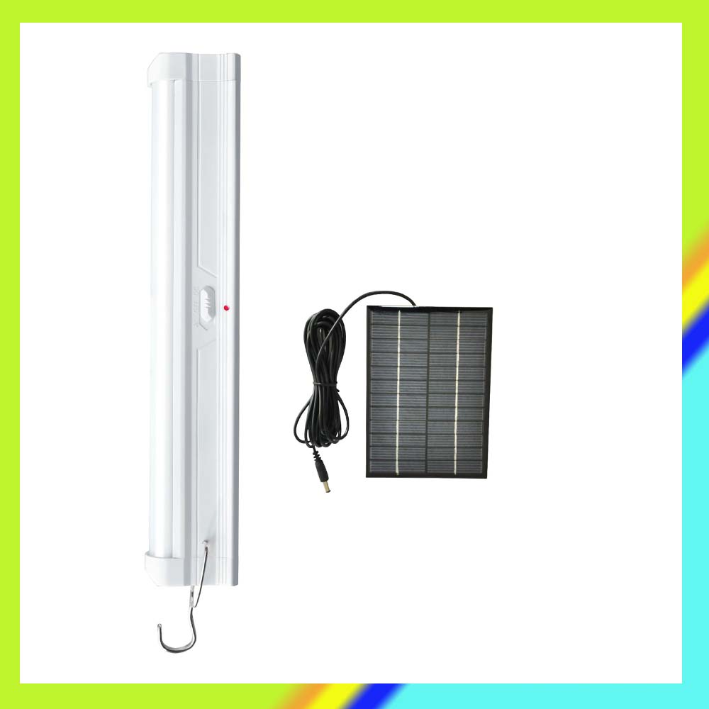3W Solar LED Tube Light High Bright