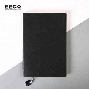 2018 wholesale travel new design organizer,custom logo high quality printing leather a5,security officers notebook