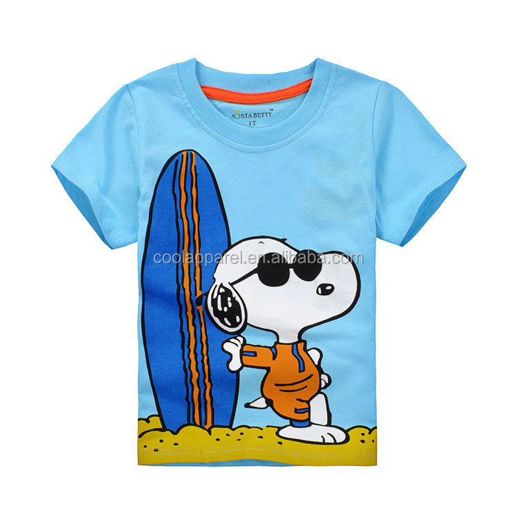 Wholesale used clothes used clothing dress children t-shirt in bales