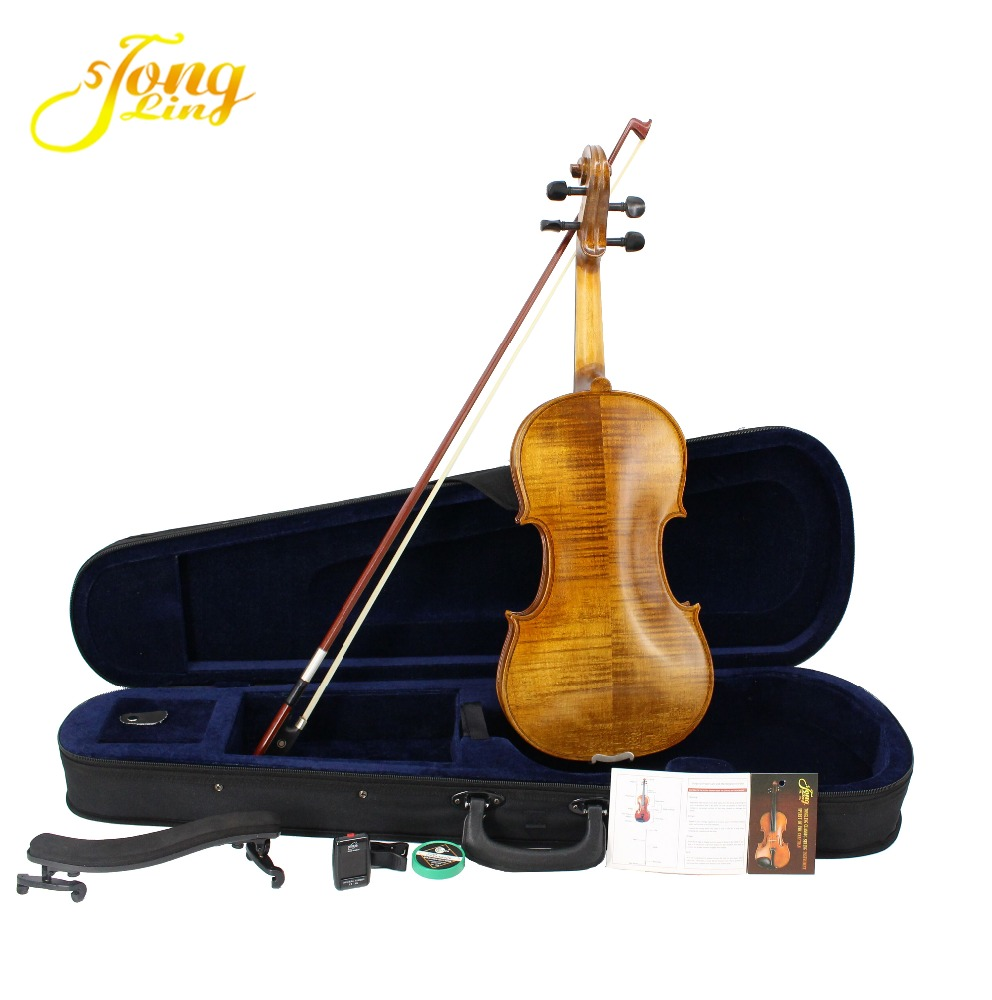 Korean Popular Violin Wholesale Price With Good Quality TL002-2