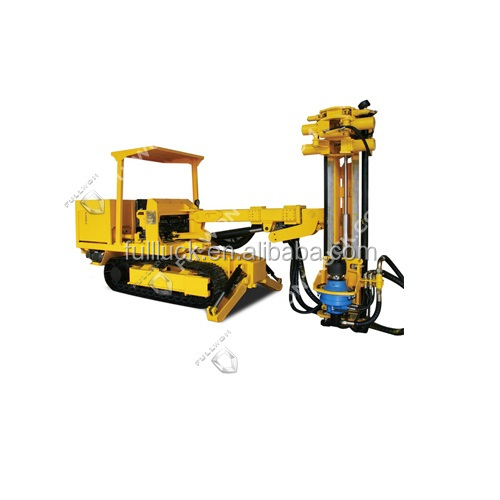 Single Boom Face Drill Rig Underground Drilling Rig