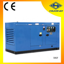 Hot sale high quality 50kw diesel generator price/50kw power silent electric portable diesel generator set for sale