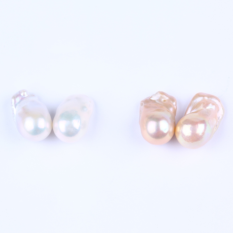 15-18mm big baroque shape freshwater pearl beads