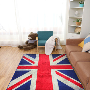 Eco - Friendly Area Kids Bedroom Carpet Dry Quickly Baby Toddler Area Rugs