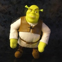 SHREK Movie Cartoon Figure Toy